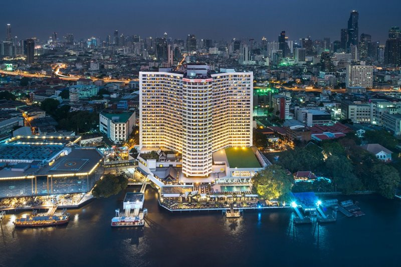 Royal Orchid Sheraton Hotel & Towers | Conference Venues Thailand