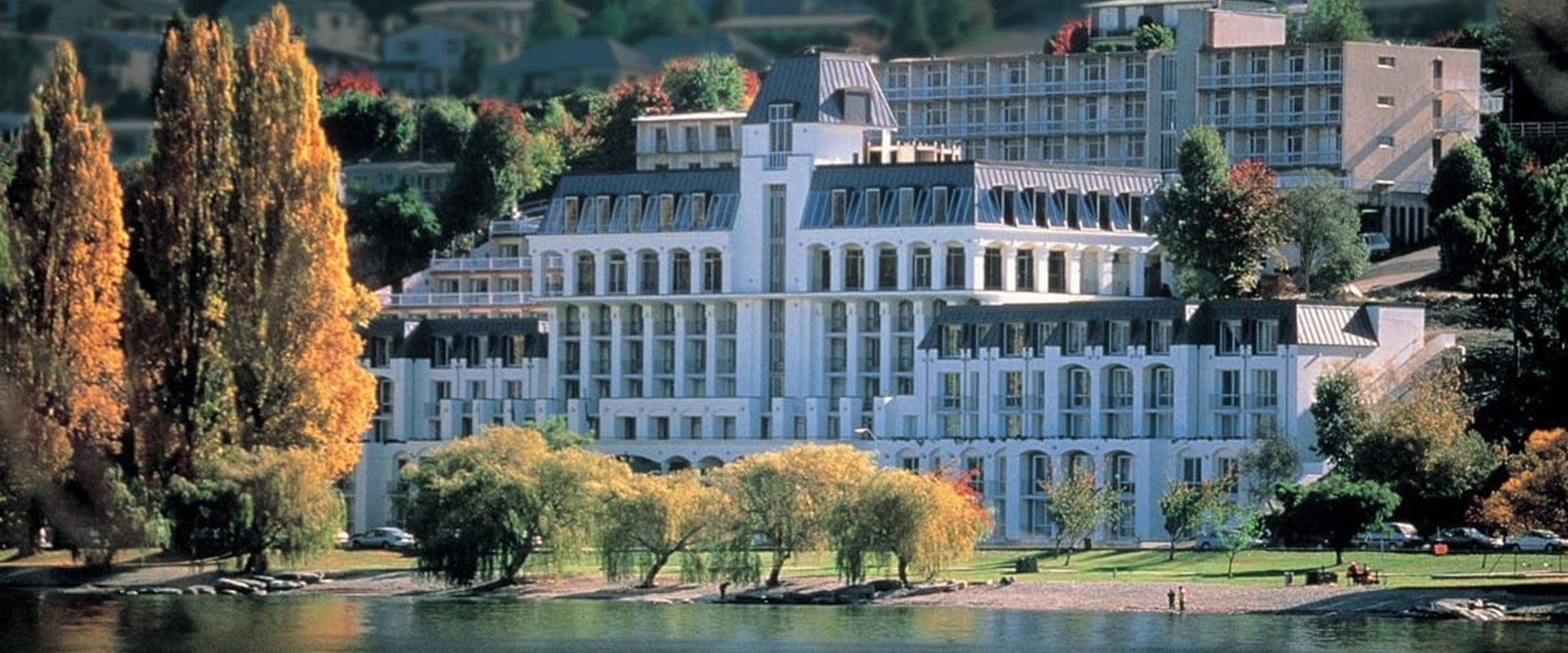 Queenstown - Rydges Lakeside Resort & QT Hotel | Conference Venues New Zealand