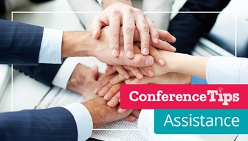 Conference Tips - Assistance